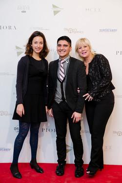 j.f. lazartigue's Hortense Chidaine, Nicholas Arroyo and Mary Pergoda
