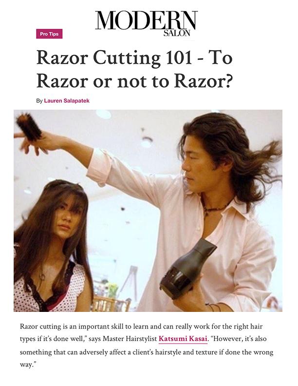 Kasai Hair in Modern Salon