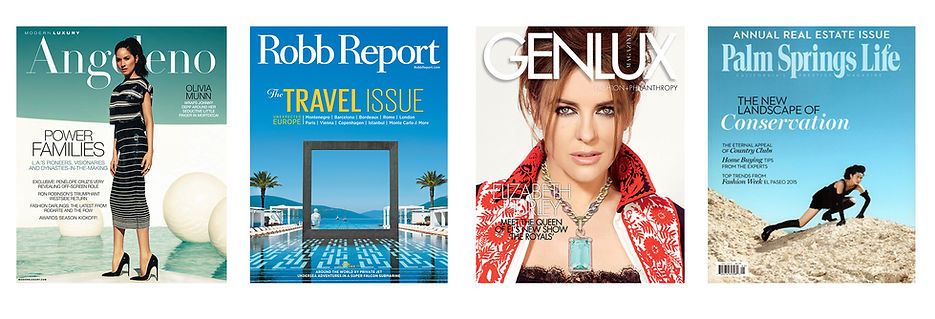 angelino, robb report, genlux, palm springs life