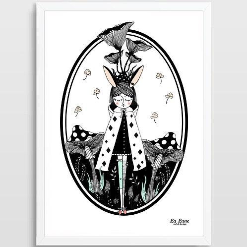 Plakat Magiczny Las