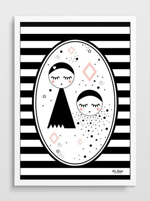 Plakat Pierrotts