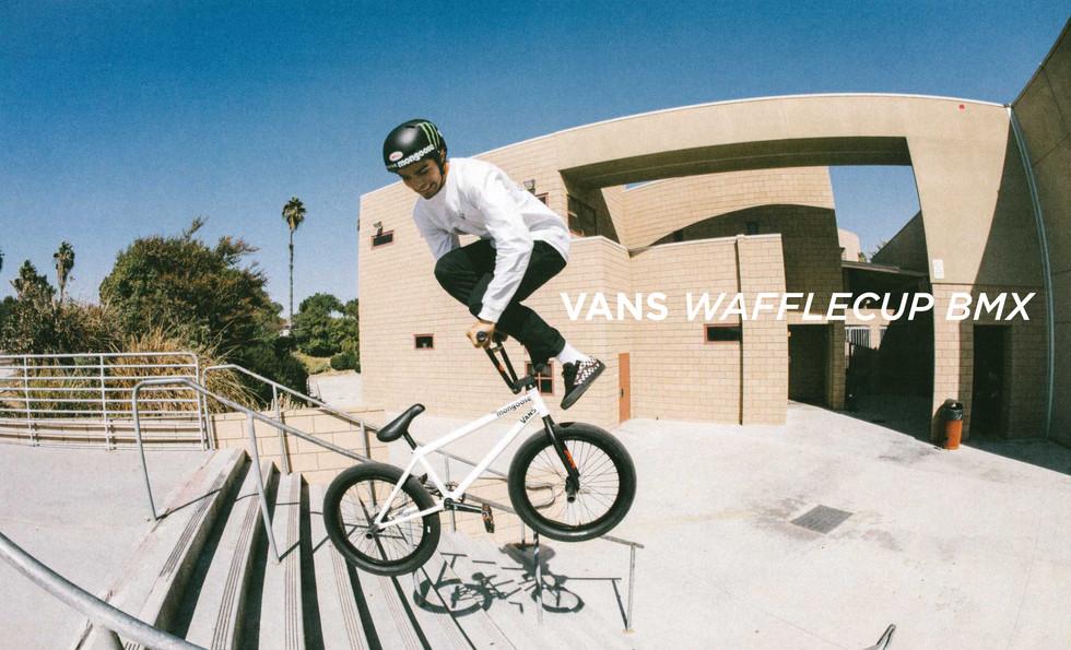Vans Wafflecup BMX