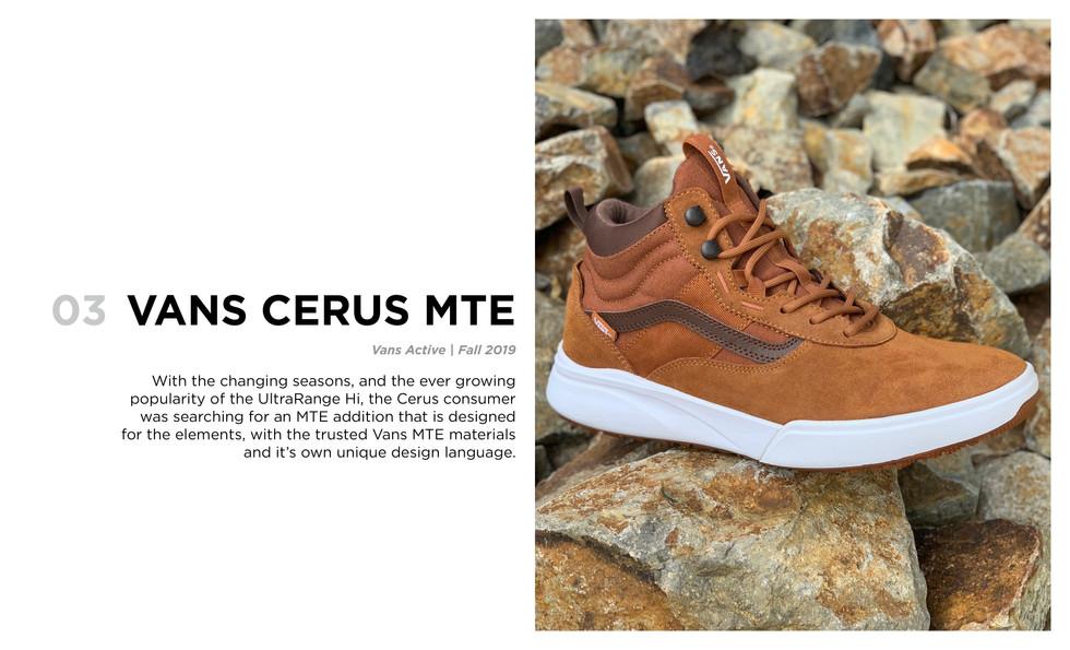 Vans Cerus MTE