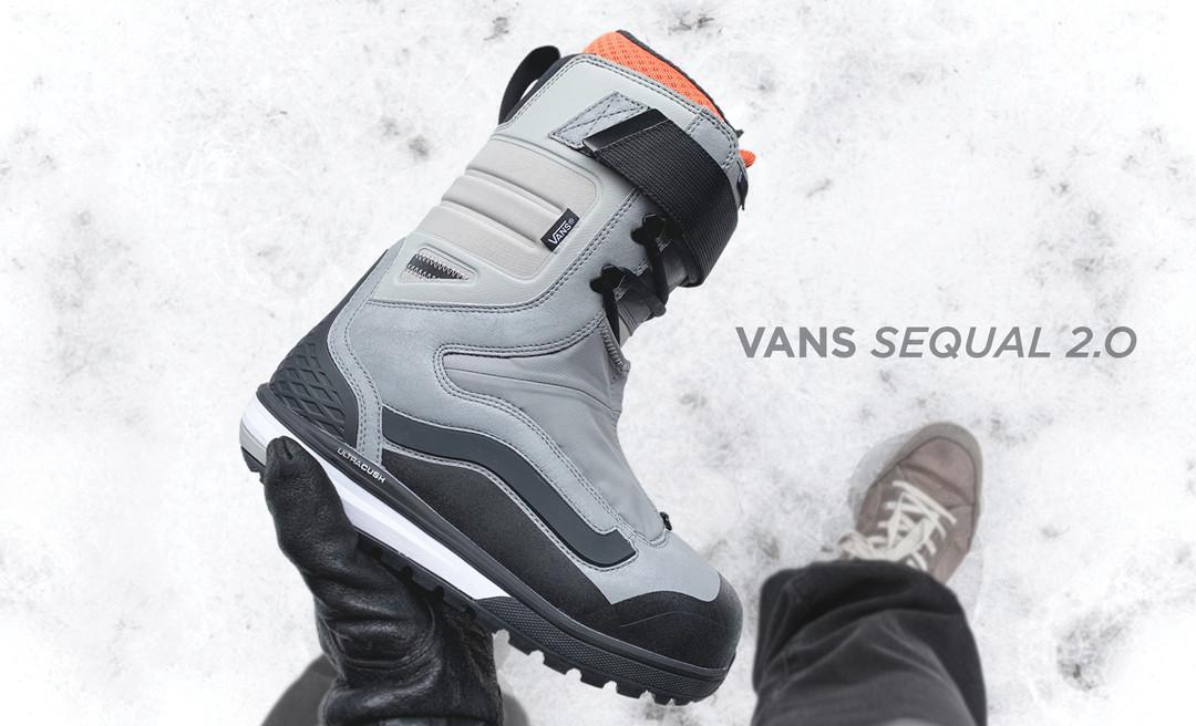 Vans Sequal 2.0 Concept