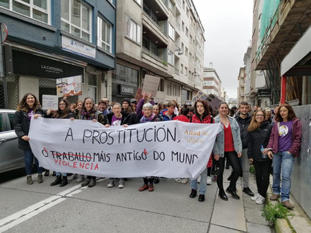 Celebrando e reivindicando no Día da Muller
