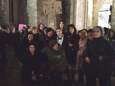 O 3M e o 8M, datas de loita feminista