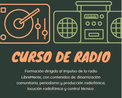 Reactivando a radio LibreMente