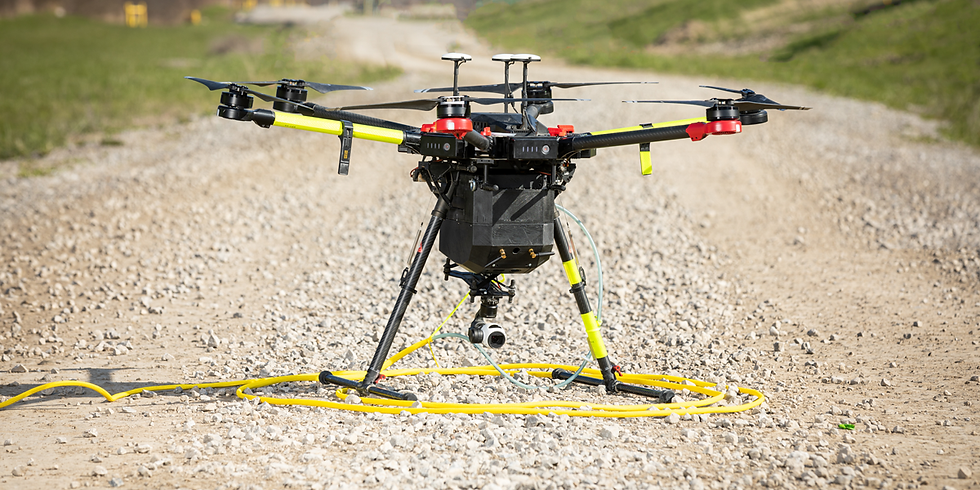 Detecting methane surface emissions with the SnifferDRONE™