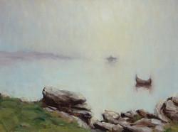 Landskabsmaleri-studie-Tromsoe