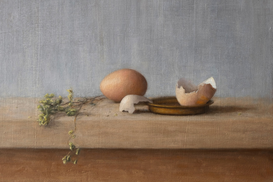Stilleben-aeg-og-krydderurter