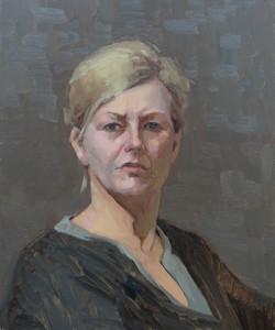 Portraetstudie-Inger