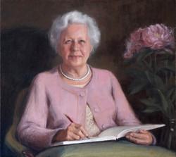 Portraetmaleri-af-Kunstnerens-moder