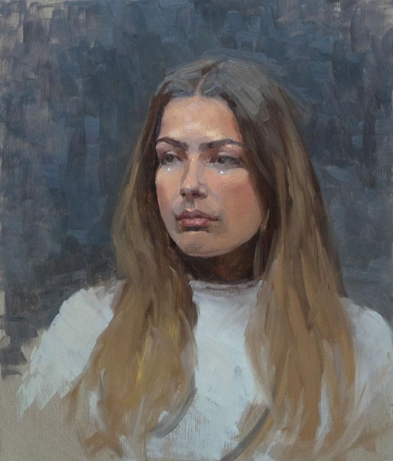 Portraetstudie-Victoria