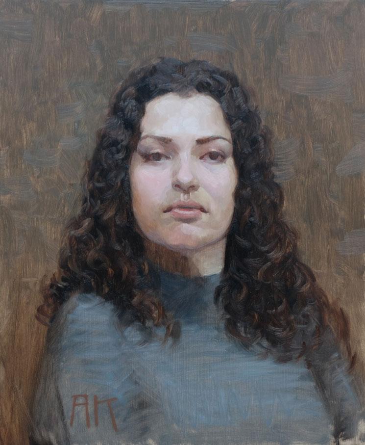 Portraetstudie-Caroline
