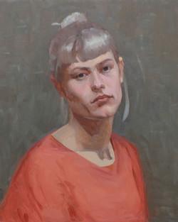 Portraetstudie-Kira