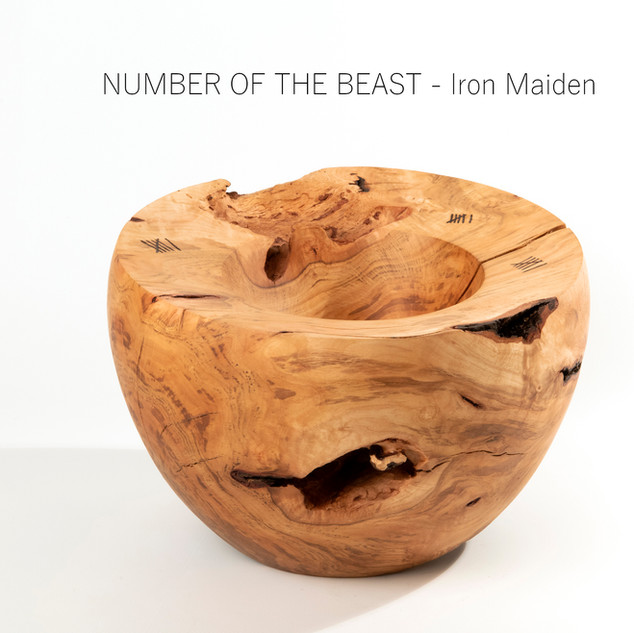 NUMBER OF THE BEAST by Iron Maiden
