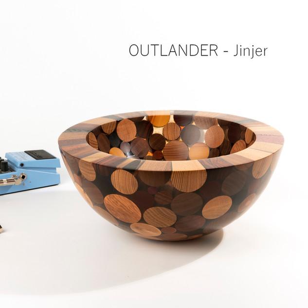 OUTLANDER by Jinjer