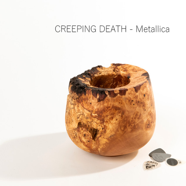 CREEPING DEATH by Metallica