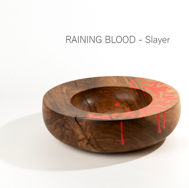 RAINING BLOOD by Slayer