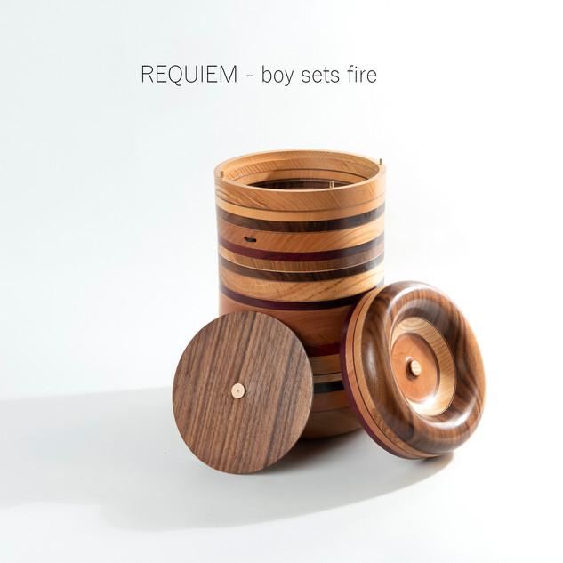 REQUIEM by BOY SETS FIRE