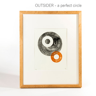 OUTSIDER by a perfect circle