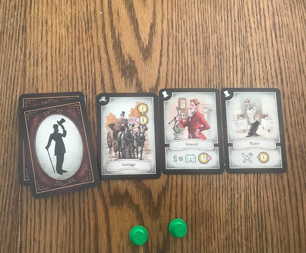 The Helper deck and some examples
