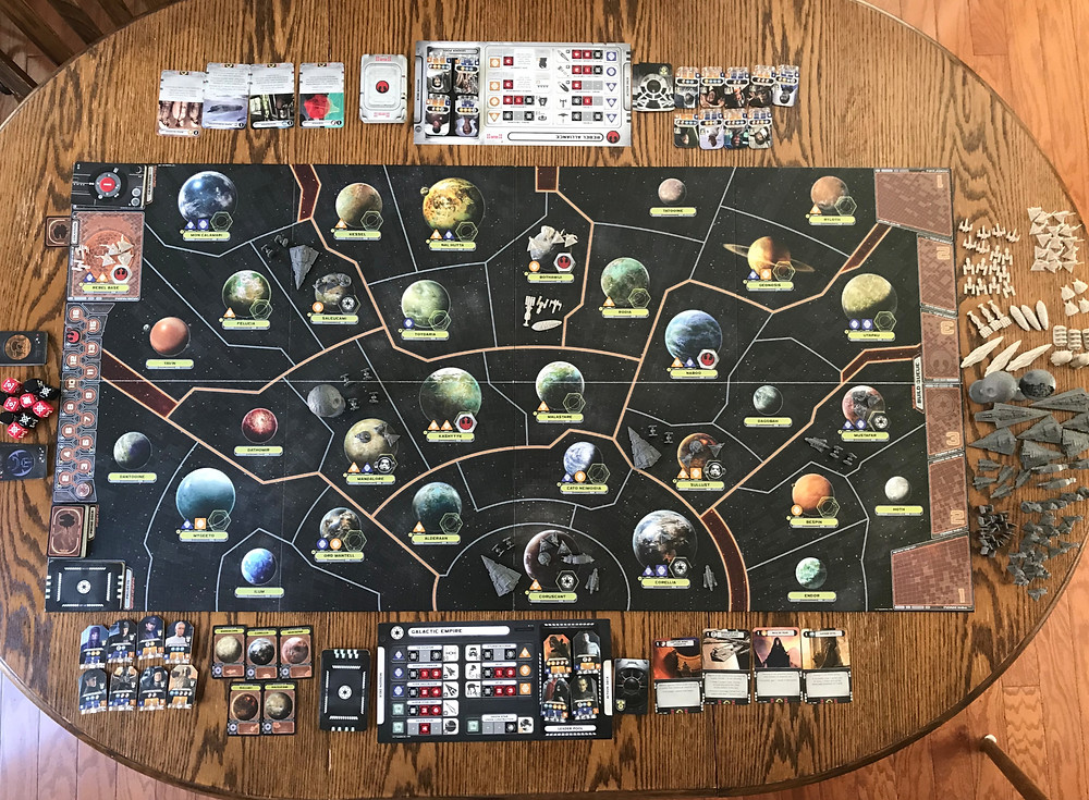 Curious where the rebels hid their base? Don't tell the Empire, but it's on Dagobah!