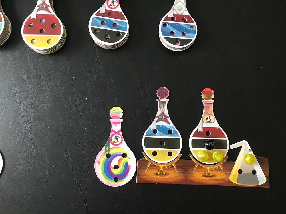 I love the Prismatic Joy potion! It's so happy!