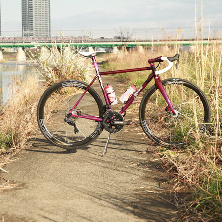 Rapha OsakaでSvecluck CyclesのPop Upを行います。