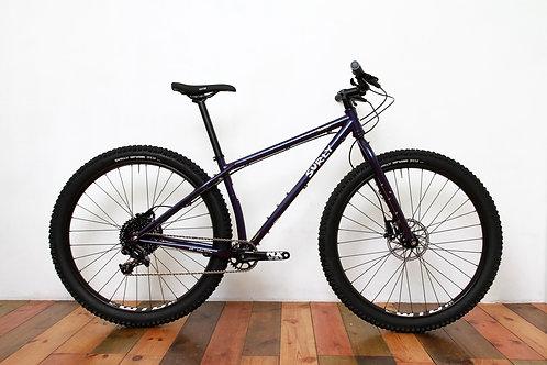 SURLY / KRAMPUS Complete Bike / Bruised Ego Purple