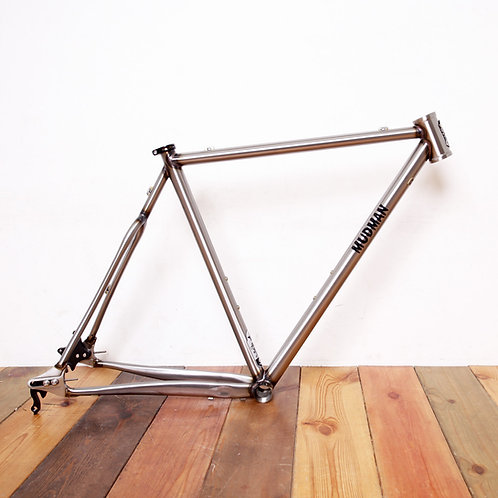 MUDMAN Disc Frame Set