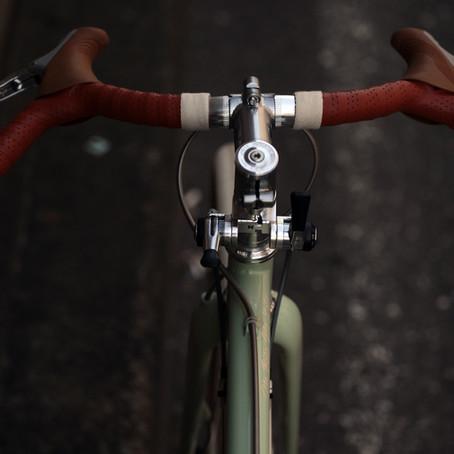 650Bで組んだMudman Touring Bikeをご紹介します。