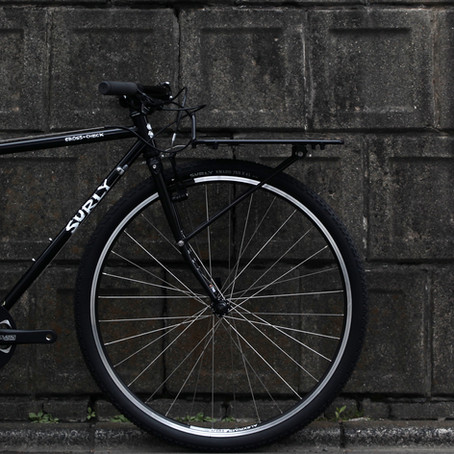 快適な通勤快速バイク!SURLY Cross Check Flat Barをご紹介します。