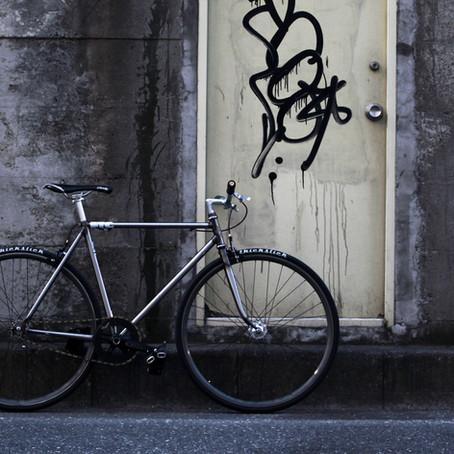 RaceではなくLifeな自転車。SteelEra/ スティールエラ
