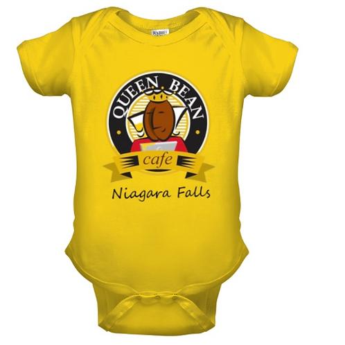 QB Infant Baby Rib Bodysuit
