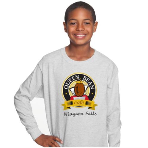QB Kids Fleece Pullover Sweatshirt