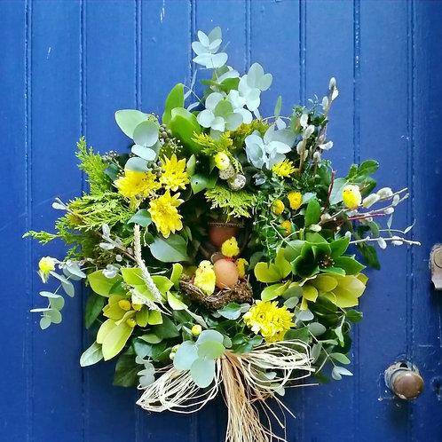 Brids Nest Wreath