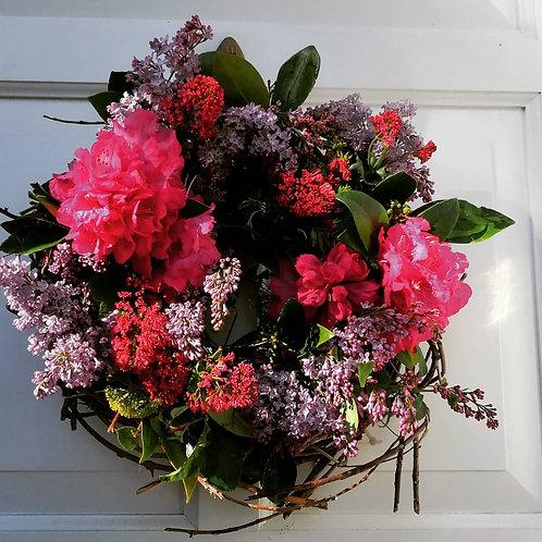 Seasonal Fresh Wreath