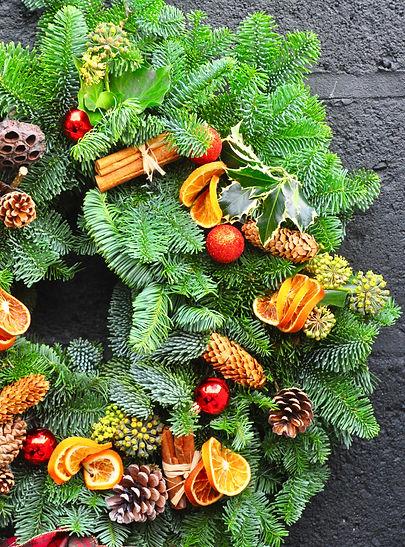 Christmas Wreath Dublin