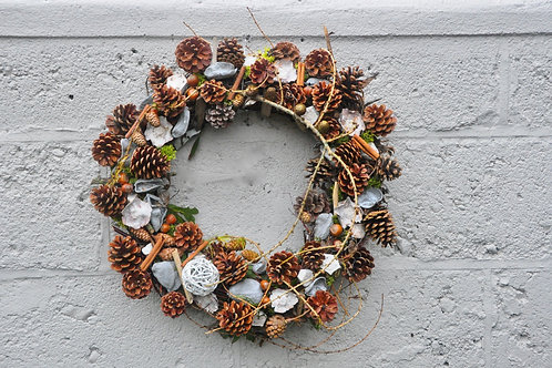 Winter Wreath - Not Available