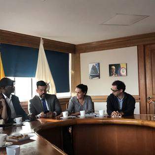 Colombia Peace Talks Delegation