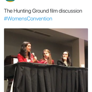 Women's March Convention