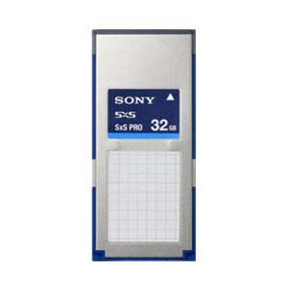 SONY 32G SXS PRO CARD