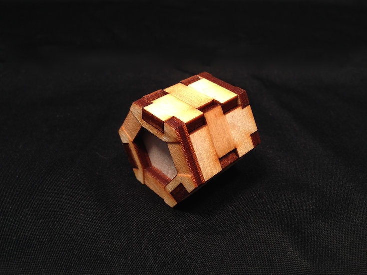 Small Hex Crate