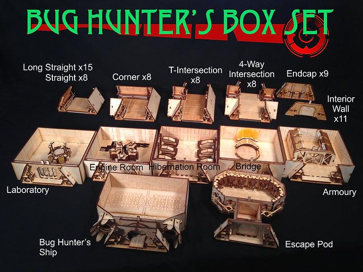 Bug Hunter's Box Set