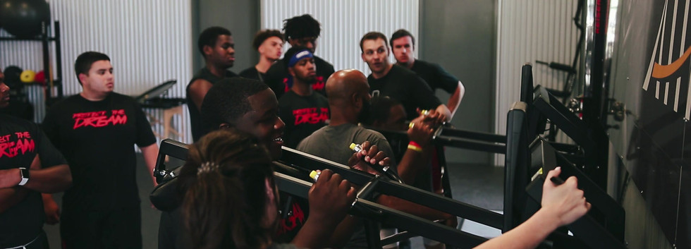 2019 - RPA Football -Workout Hype