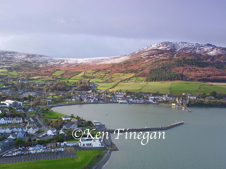 Carlingford Snow 01, County Louth