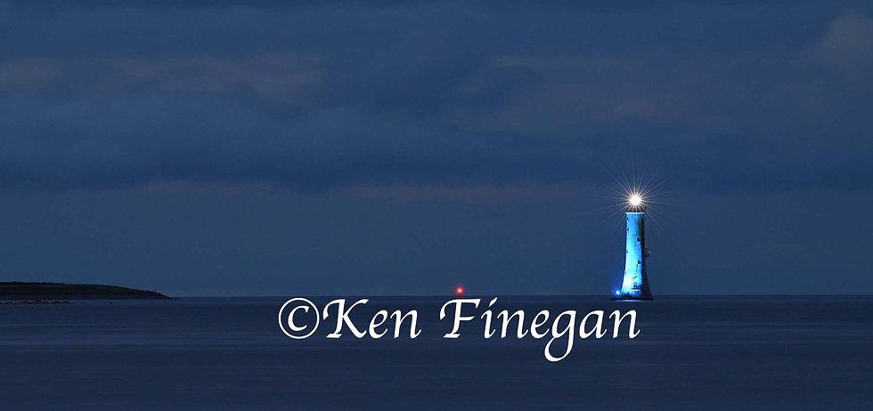 Haulbowline Lighthouse, Greenore