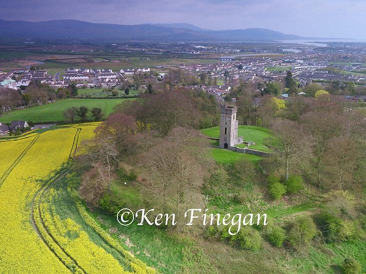 Cuchulainns Castle 03, Dundalk, County Louth