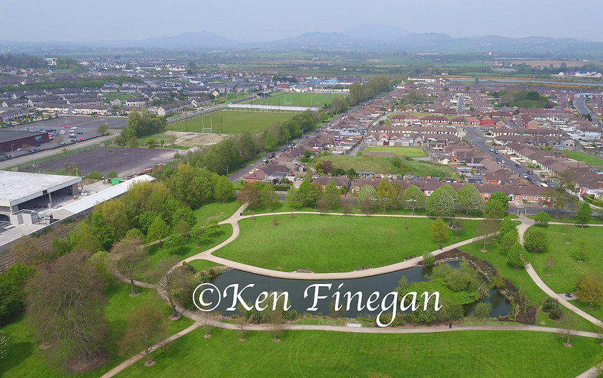 Ice House Hill, Dundalk, County Louth